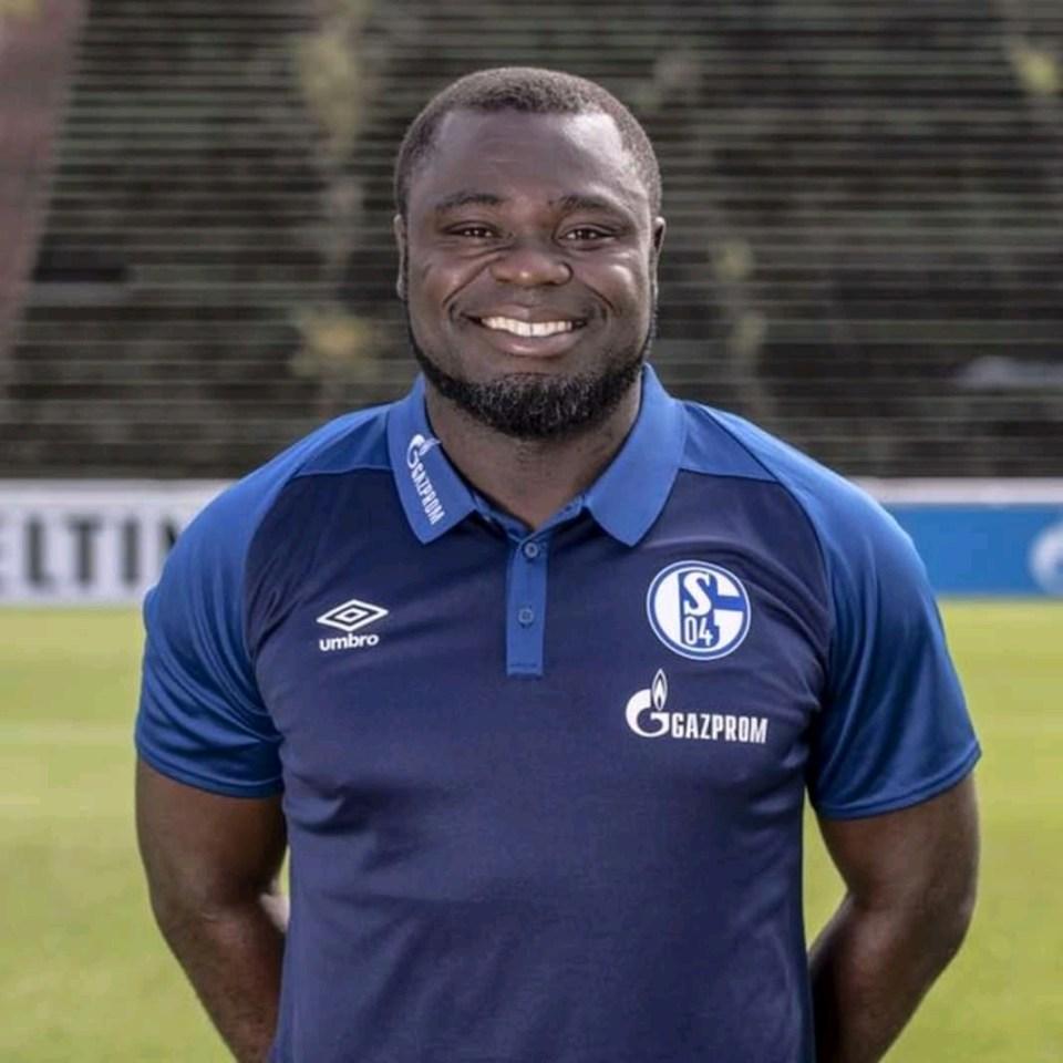 Gerald Asamoah urges Burgstaller to return to scoring form