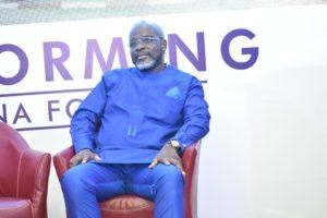 Winfred Osei Kweku Palmer launches policies to lead Ghana Football (PHOTOS)