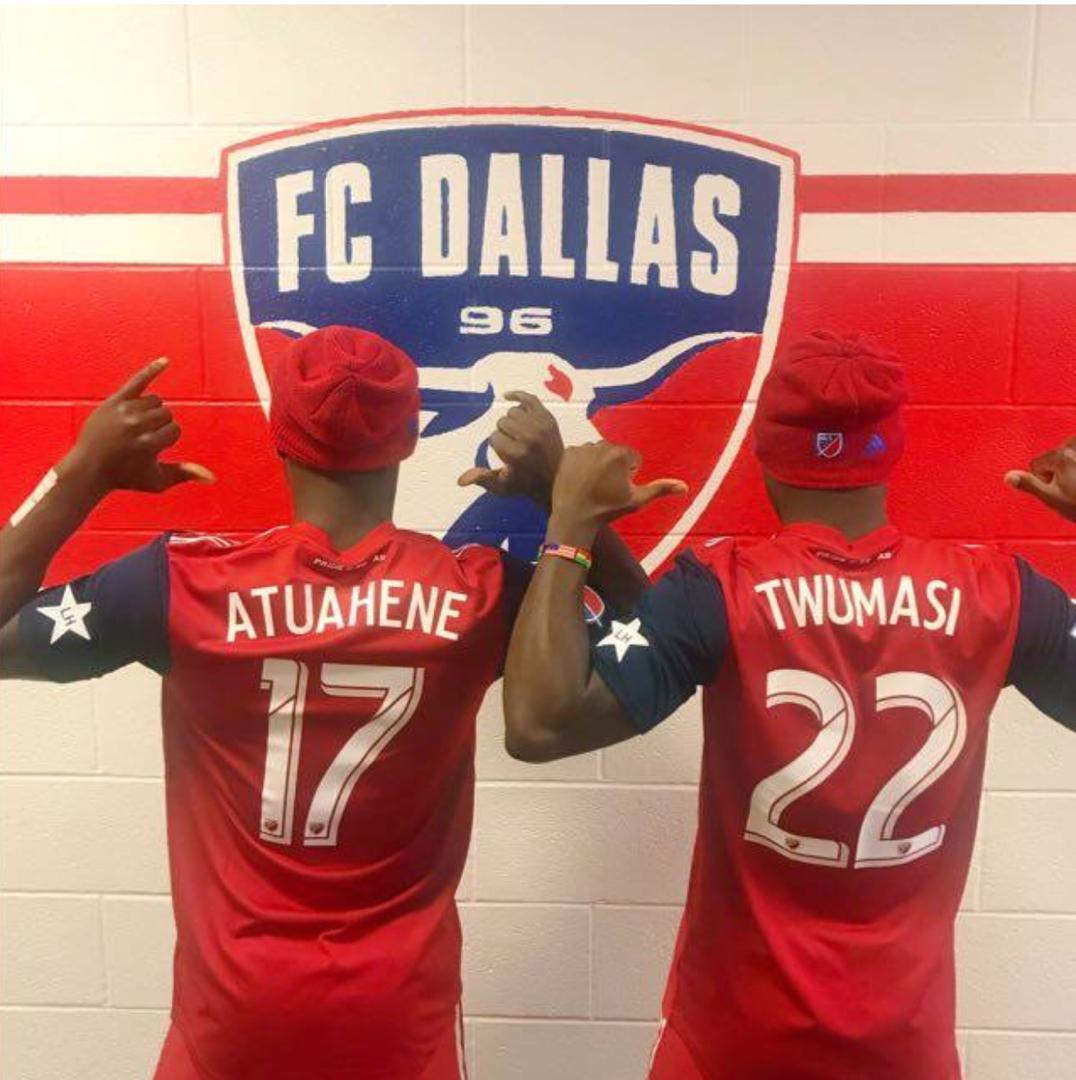 Ghanaian duo Atuahene and Twumasi retained by FC Dallas ahead of 2020 MLS season