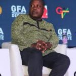 Randy Abbey hoping Fred Pappoe's handwork pays off at the end of GFA presidential elections