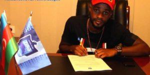 Ghana's Richard Gadze delighted to sign for Azerbaijan side Zira FK