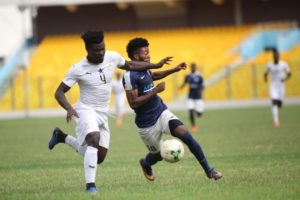 Accra Lions beat Black Meteors in friendly