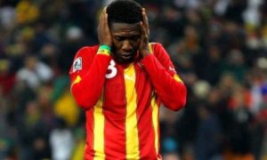 2010 World Cup penalty miss still haunts me - Asamoah Gyan