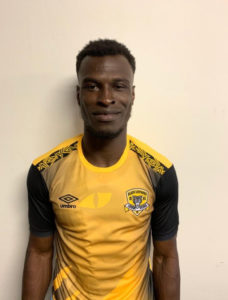 EXCLUSIVE: Edwin Gyimah secures move to PSL side Black Leopards FC