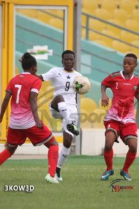 Tokyo 2020 Qualifiers: Ghana 0-0 Kenya – Harambee Starlets hold Black Queens to a goalless draw