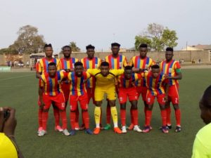 Hearts duo Ayi and Dankyi receive Ghana U23 call-up