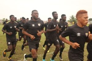 Hearts of Oak players to resume training tomorrow at Pobiman