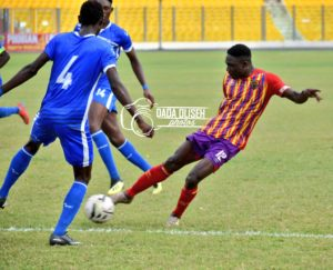 Hearts of Oak defeat Olympics on penalties to lift 2019 Homowo Cup