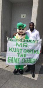 Edwin Torto predicts a 100% win for Kurt Okraku