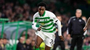 Celtic defender Jeremie Frimpong hoping for a racism-free match against Lazio in the Europa League tomorrow