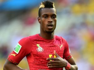 John Boye to miss Ghana's AFCON qualifier against South Africa through injury