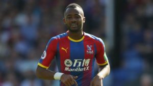 Jordan Ayew says playing in Europe is not a target for Crystal Palace at the moment