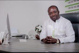 We congratulate you Mr. Kurt Okraku - Sports Ministry
