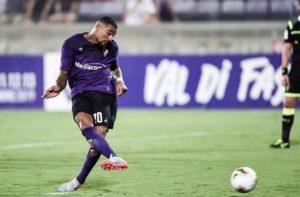 Ghanaian midfielder KP Boateng score twice in Fiorentina's win over Pistoiese