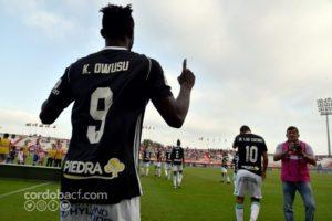 Kwabena Owusu backs Cordoba to keep fighting after draw with Algeciras