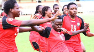 Tokyo 2020 qualifiers: Kenya coach David Ouma targets positive result from Black Queens match this weekend