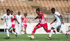 Tokyo 2020 qualifiers: Adwoa Bayor believes inexperience caused Black Queens defeat to Kenya