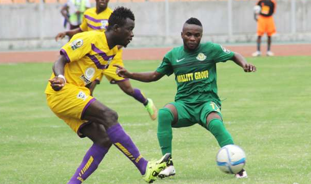 Midfielder Eric Kwakwa joins Medeama on a two-year deal