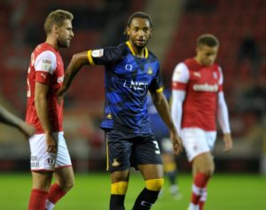 Ghana's Kwame Thomas earns applause from Doncaster Rovers manager Darren Moore
