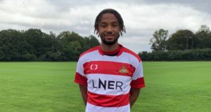 Doncaster Rovers coach Moore backs Ghanaian forward Kwame Thomas to succeed at club