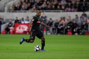 MLS Western Conference: Latif Blessing provides assists as LAFC lift Supporters Shield