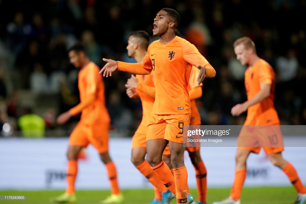 Myron Boadu scores twice as Netherlands beat Portugal 4-2 in Euro U-21 qualifiers