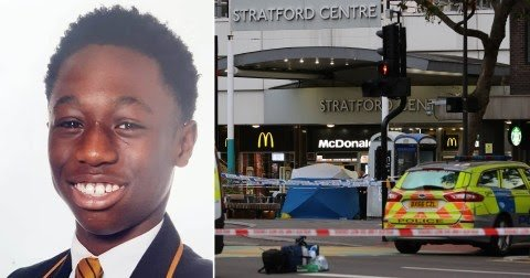 Ghanaian teenage footballer Baptista Adjei killed in UK