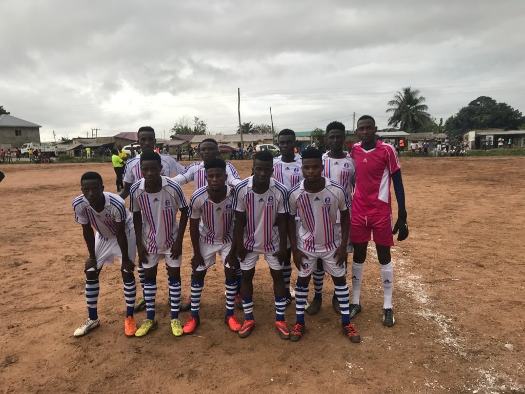 Ultra-modern football academy set for Ghana's Pacific FC