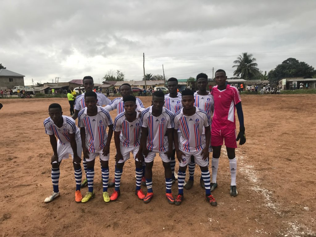 Ultra-modern football academy set for Ghana's Pacific FC