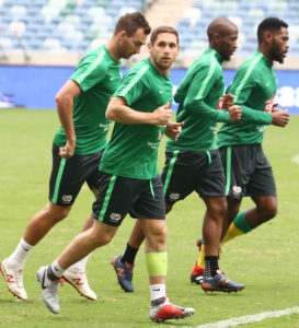 South Africa commence preparations for 2021 AFCON qualifier against Ghana