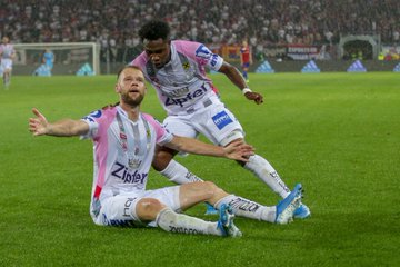 Samuel Tetteh delighted with performance in LASK Linz 2-1 win against Hartberg