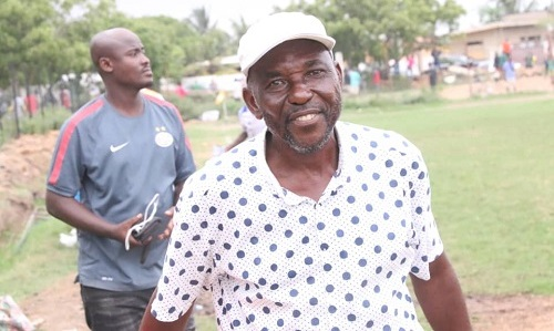 Veteran coach JE Sarpong backs Ghana FA's decision to annul football season