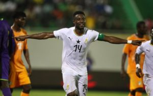 The player you see in Ashgold is the same player you will see in the Black Stars – Shafiu Mumuni