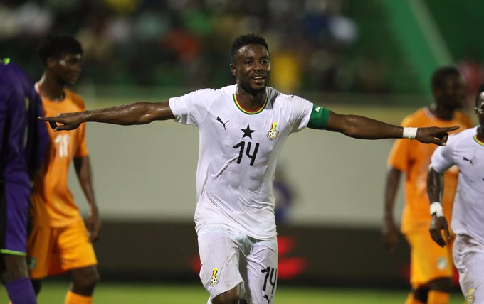 Shafiu Mumuni named 'Man of the Match' in Ghana's 3-1 win against Cote d'Ivoire