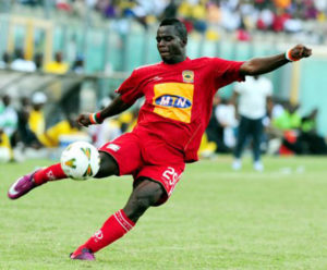 CAF Confederation Cup: Former Kotoko striker Ahmed Toure backs club to beat Ivorian side San Pedro in first leg