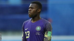 Nigeria shot-stopper Uzoho set for long injury lay-off