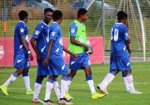 WAFA SC suffers defeat to RB Akadamie U-18 in friendly