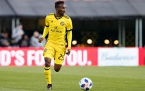Columbus Crew open contract talks with Ghanaian defender Harrison Afful