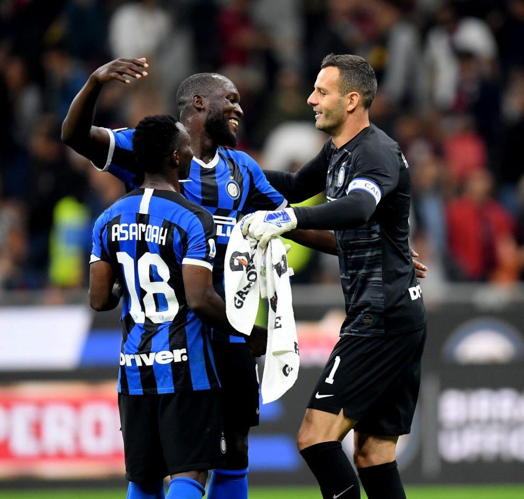 Are Kwadwo Asamoah's Inter Milan ready for Juventus clash?