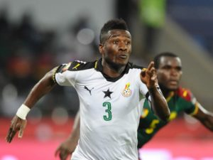 FEATURE: How the unflappable Asamoah Gyan etched his name in Ghana's football folklore