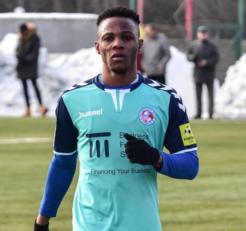 Ghanaian prodigy Kwaku Osei Bonsu elated with debut goal in Slovakia