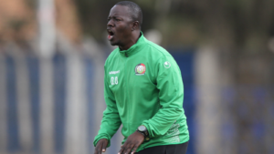 2020 Olympic qualifier: Playing a goallesss draw away to Ghana was a positive result - Kenya coach David Ouma