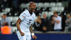 Andre Ayew confident Swansea can regain top spot in the English Championship