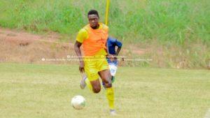Abbas Mohammed to miss Kotoko - San Pedro tie