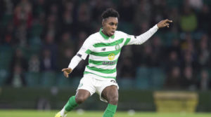 Jeremie Frimpong is not pleased with Celtics form in the Scottish Premiership