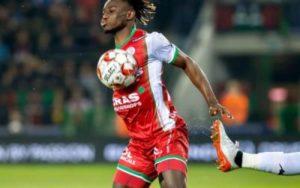 Ghanaina defender Gideon Mensah backs Zulte Waregam to keep fighting after KV Kortrijk defeat
