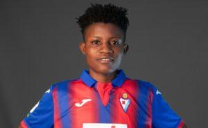 Ghanaian youngster Olivia Anokye to wear No.3 shirt for SD Eibar Femenino