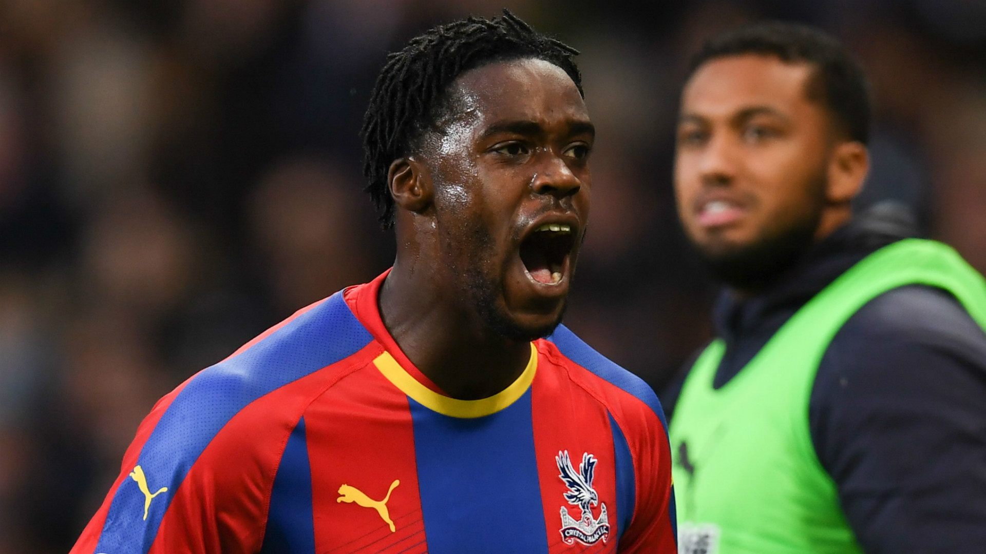 Jeffrey Schlupp agrees terms on new four-year Crystal Palace contract
