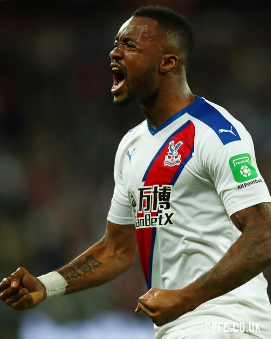 Jordan Ayew delighted with Crystal Palace style of play