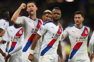 Ghanaian striker Jordan Ayew enjoys being at Crystal Palace - Steve Parish